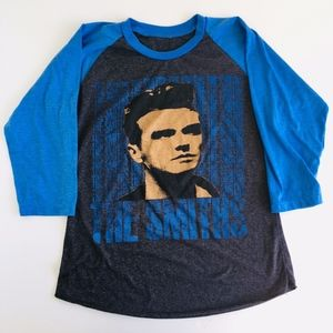 Other - Morrissey / The Smiths Band Raglan T-Shirt